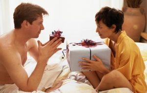 Чи є секс після весілля?