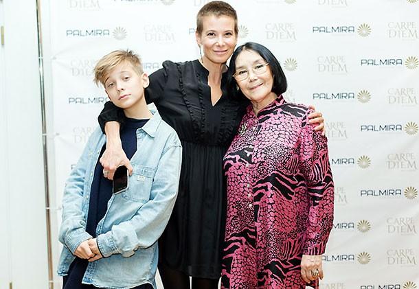 Юлия Высоцкая биография, фото, ее семья и дочь 2017